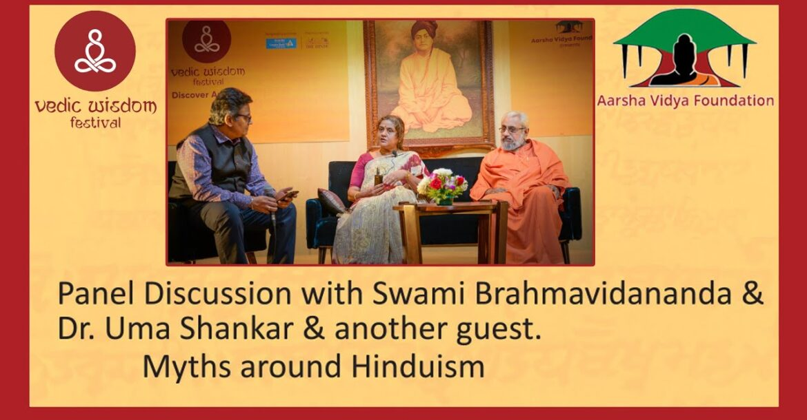Part 2,  Myths around Hinduism (Panel discussion)