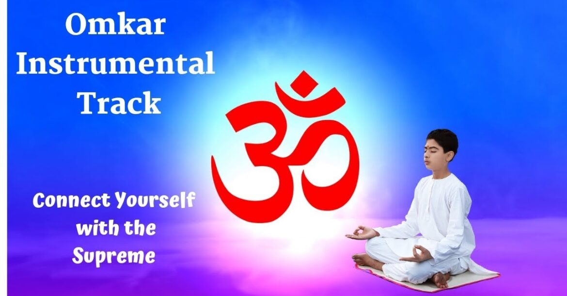 Peaceful & Powerful Om Chanting Music - Meditate & Relax Your Body , Mind & Soul !!