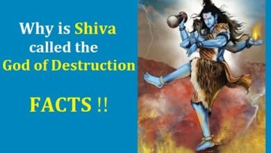 Shiva - The God Of Destruction | Why Shiva called Destroyer?