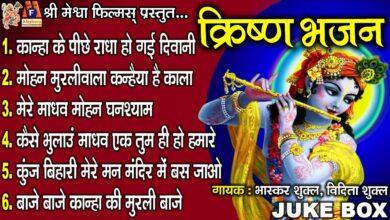 Shree Krishna Bhajan    Bhaskar Shukla,Vidita Shukla    Hindi Devotional Song   