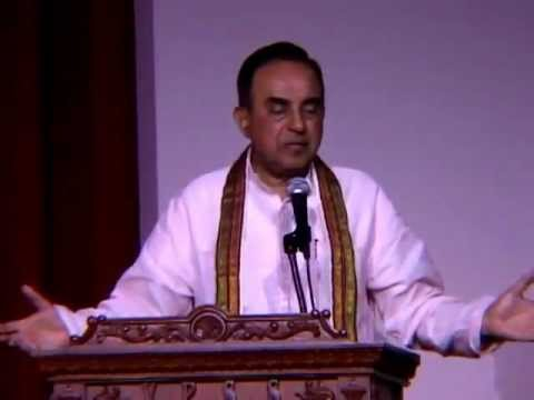 Subramanian Swamy says Caste system is not on the basis of Birth in Hindu religion