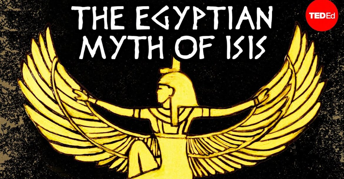 The Egyptian myth of Isis and the seven scorpions - Alex Gendler