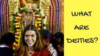 """The Truth About Hindu """"Idol Worship""""   The Science of Bringing Deities to Life"""