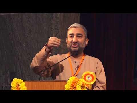 Tribute to Dr. S. P Mookerjee by eminent international Hindu activist Shri Sushil Pandit ji 2/3