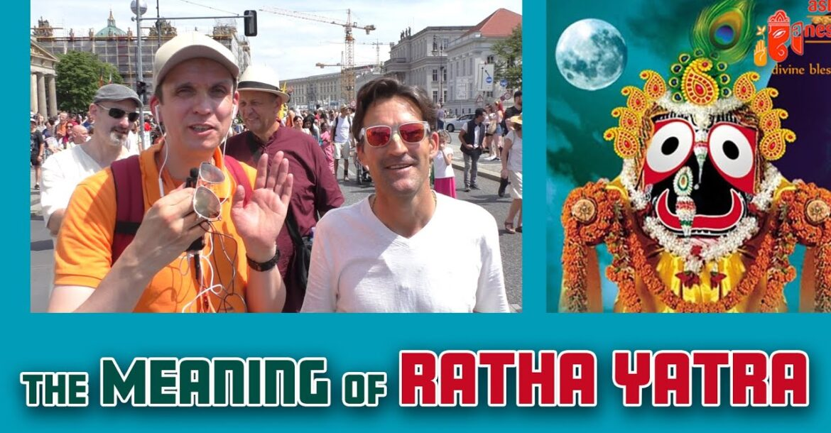 What is Polymorphic Monotheism? - The Mystery of the Three Divine Faces of the Ratha Yatra Festival