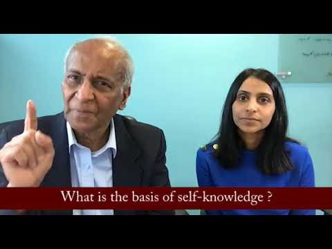 What is the basis of self knowledge? | Jay Lakhani | Hindu Academy