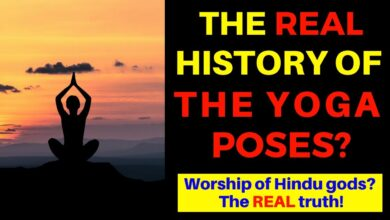 Yoga and Christianity (Do Yoga Poses Worship Hindu gods?)
