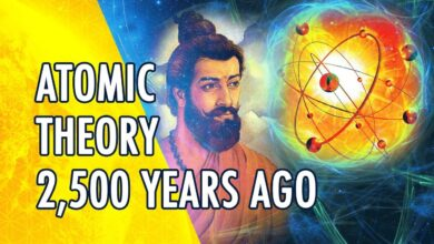 Atomic Theory Invented 2,500 YEARS AGO by ANCIENT INDIAN GURU