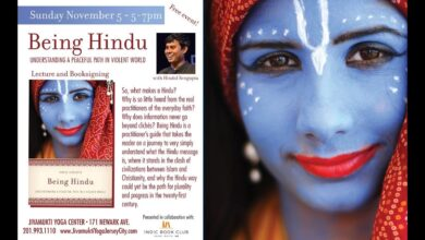 Being Hindu - Understanding a Peaceful Path in a Violent World