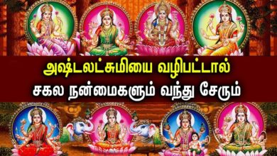 FRIDAY ASTA LAKSHMI POWERFUL SONGS | Lord Asta Lakshmi Padalgal | Best Tamil Devotional Songs