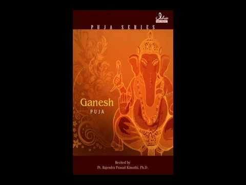 Ganesh Puja Mantras - Vedic Aarti