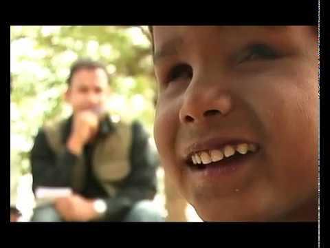 How a Hindu blind child surviving in desert of Pakistan?