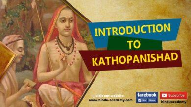 Introduction to KATHOPANISHAD | Jay Lakhani | Hindu Academy |