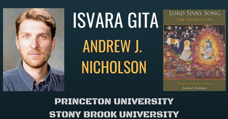 || Isvara Gita || by Dr. Andrew Nicholson