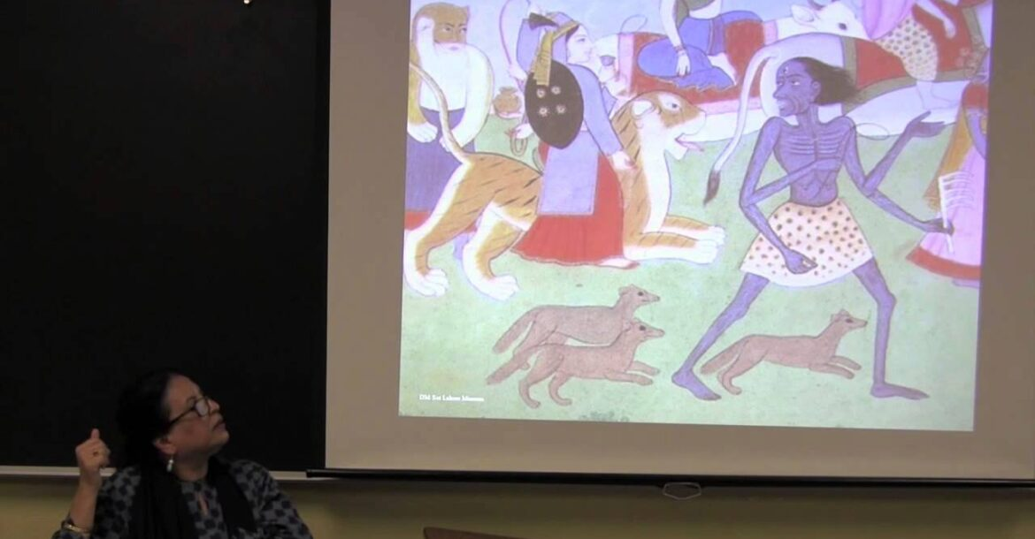 Madhu Khanna at CIIS - Reading Kali and the Tantric Way: What Would Kali Do?