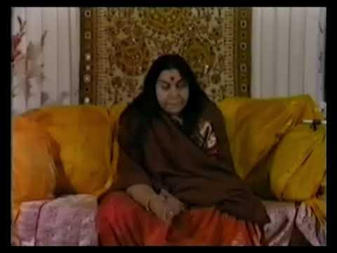 Meaning of Puja. 1982 0822, Shri Ganesha Puja, Switzerland 42 min. English (without translation)