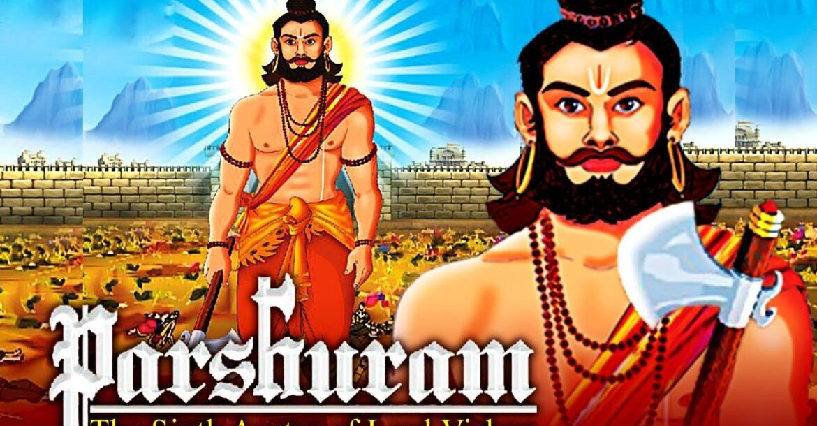 Parshuram Full Movie in Hindi – परशुराम - Latest Super Hit Hindi Movies - New Kids Animation Film