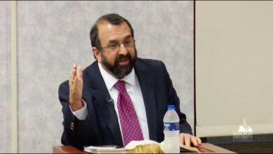Robert Spencer: The Theological Aspects of Islam That Lead to Jihad