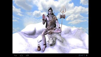 Shiv : Free animated 3D Mobile App, Live Wallpaper