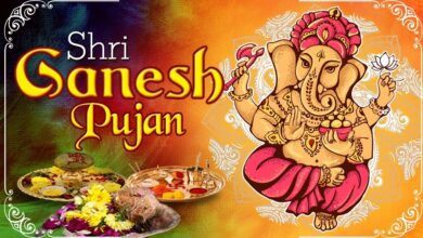 Shree Ganesh Puja Importance & Significance  | श्री गणेश पूजन