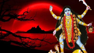 Sri Kali Ashtakam – Mantra for Protection from Enemies and for Success in Life