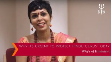 Why It's Urgent to Protect Hindu Gurus Today | Hinduism News
