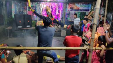 Why Lord Shiva Laid Down In Foots Of Maa Kali -- Drama