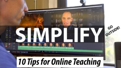 10 Online Teaching Tips beyond Zoom: Teaching Without Walls Episode 1