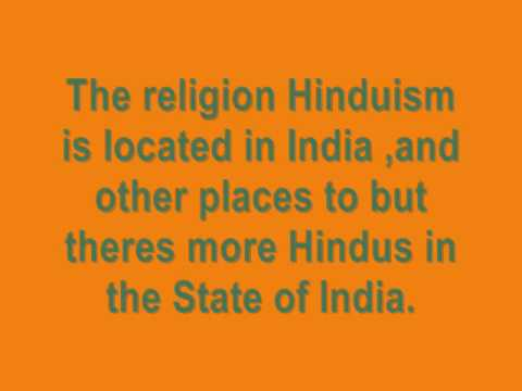 World Religions: Hinduism Project (2009)
