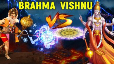 Apocalyptic War Between Lord Brahma And Vishnu | Why Lord Shiva cut Brahma's Head?