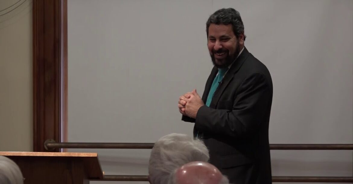 Carlisle COA - Religion and Myths pt1 with Jason Giannetti - October 30, 2019