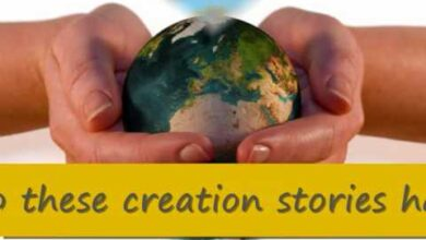 Creation Stories in Hinduism & Christianity