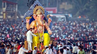 Ganesh Chaturthi / Vinayaka Chaturthi in India | BBC