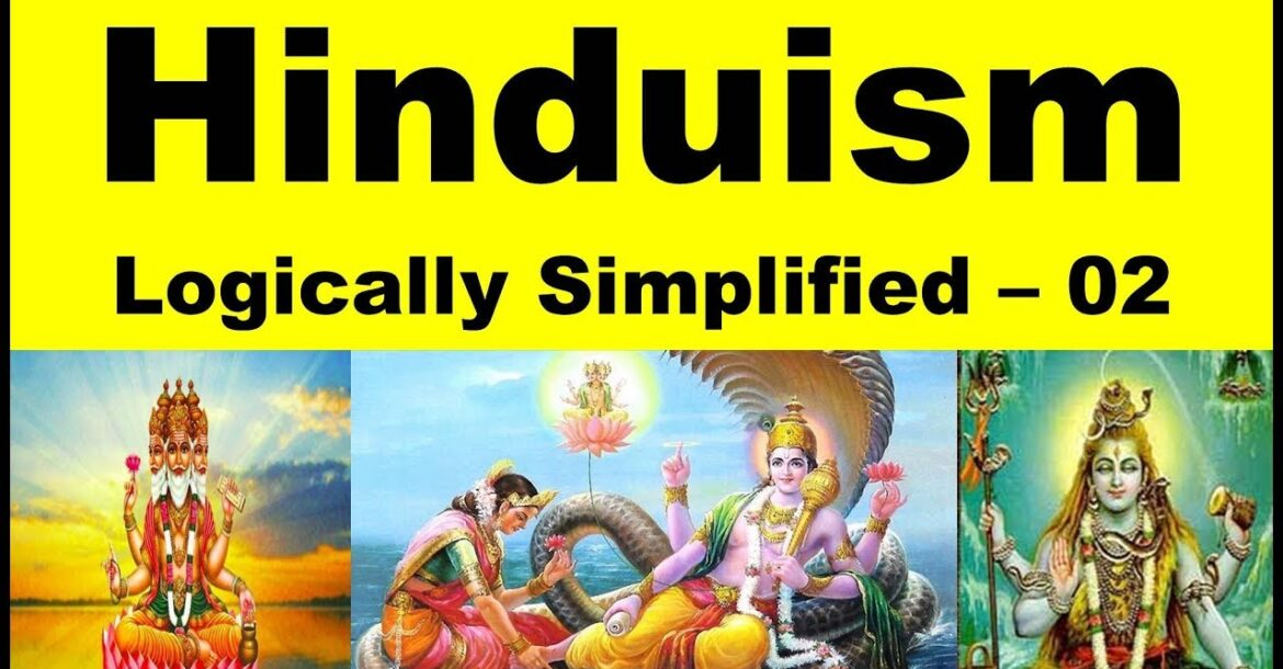 Hinduism Logically Simplified - 02 ENGLISH