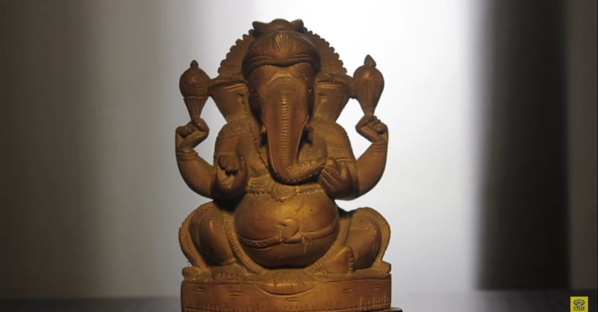 How to perform Ganesh Chaturthi Puja at home?