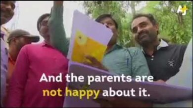 INDIAN PARENTS PROTEST NEW DRESS CODE