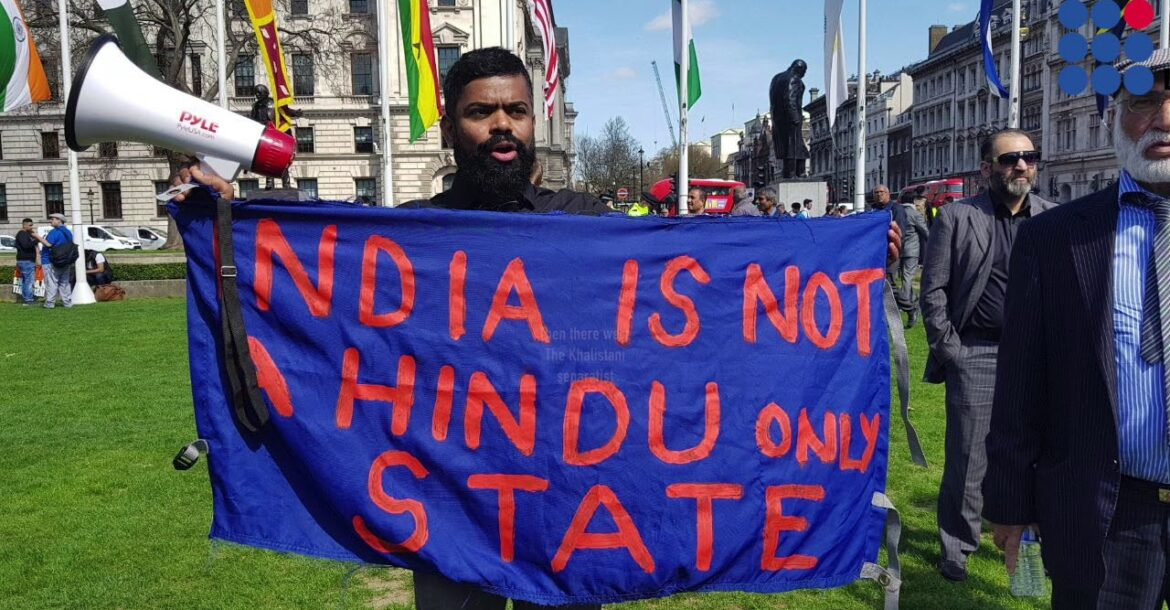 London was not a cakewalk for Modi