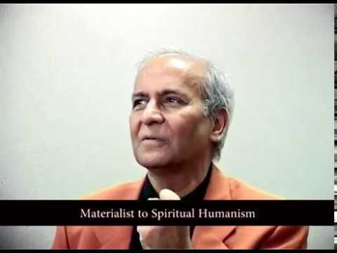 Materialist to Spiritual Humanism | Hindu Academy | Jay Lakhani