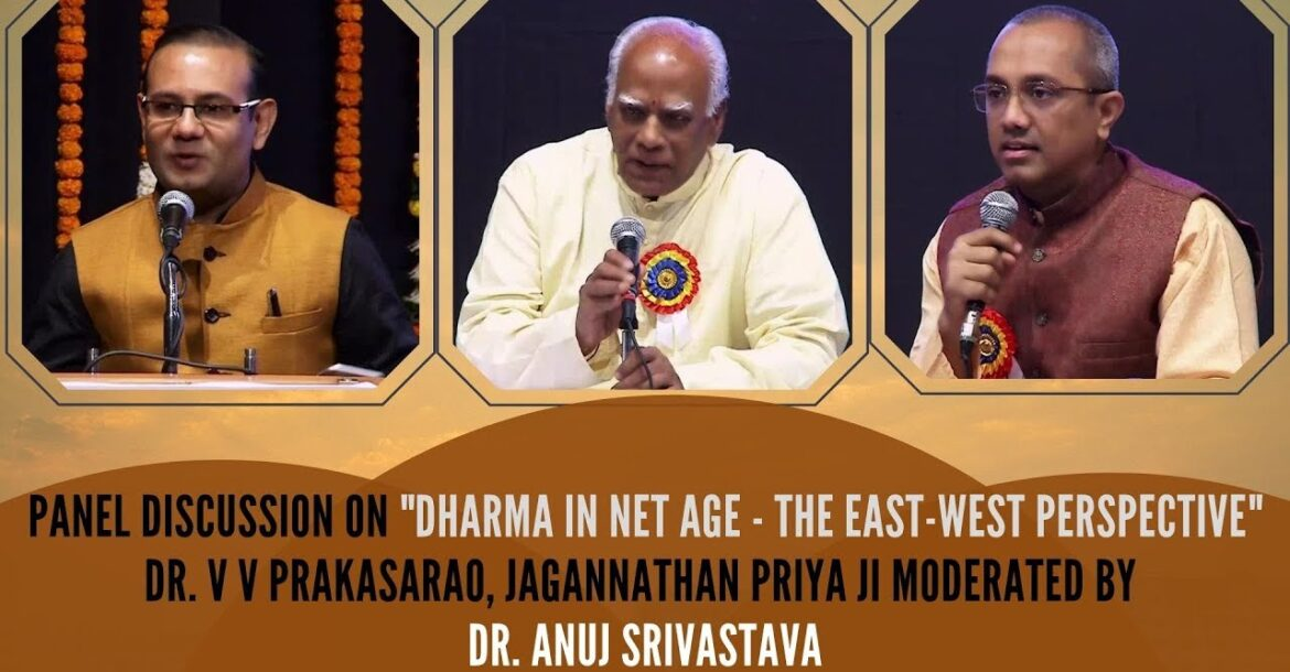 Panel Discussion on the Growth of Hinduism and Sanatana Dharma abroad