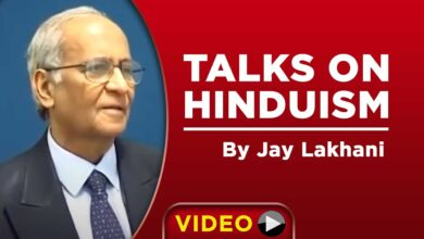 TALKS ON HINDUISM BY JAY LAKHANI - 04-06- 2020