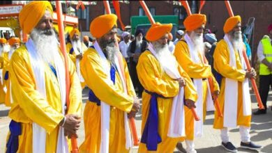 Vaisakhi  historical and religious festival in Sikhism and Hinduism