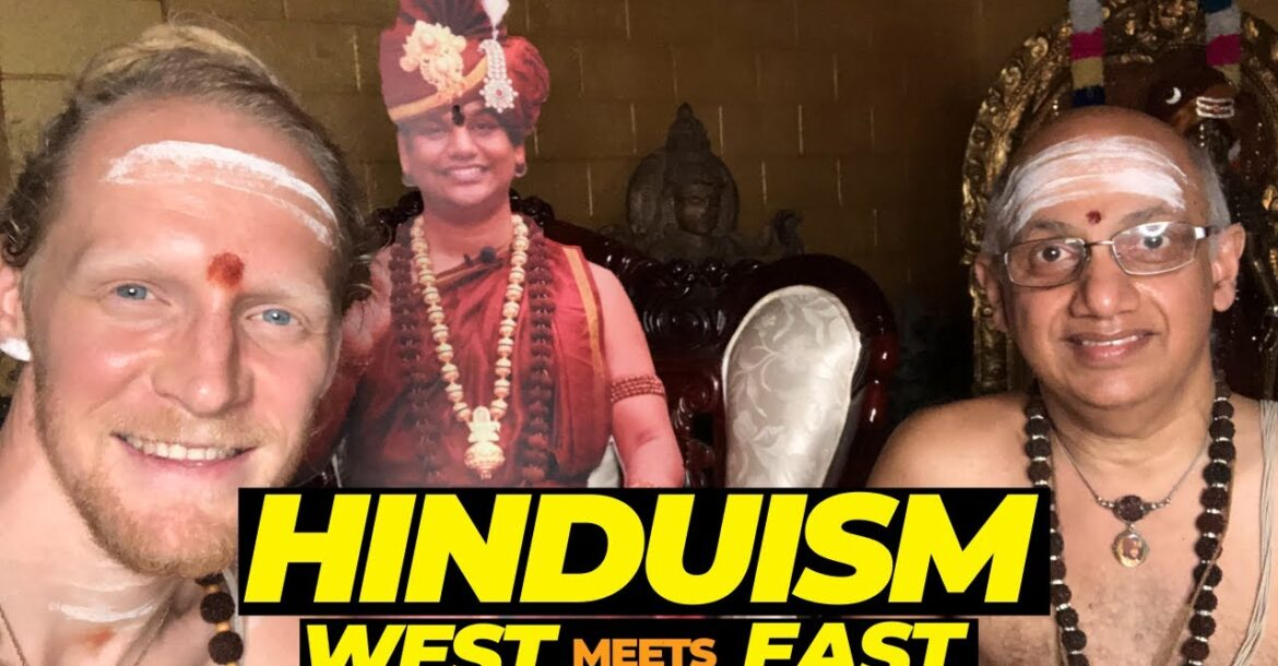 Why Do Hindus...? (Temple Priest Explains Beliefs of Hinduism!)