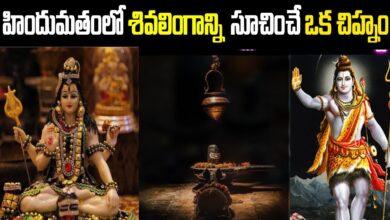 హిందూ మతంలో  శివలింగాన్ని సూచించే  ఒక  చిహ్నం | Unknown Facts  Of Lord Shiva | K-Devotional