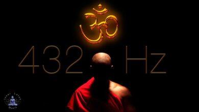 108 Times OM Mantra Chanting | 432Hz Singing Bowl | 30 Minutes Deep Yoga & Meditation Music