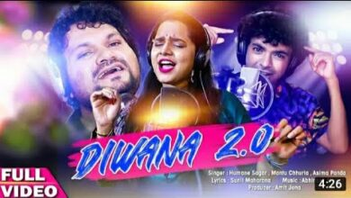 Diwana 2.O // New Song // Ganesh Puja Hits // Dance Song
