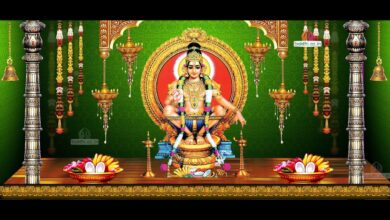 Harivarasanam (with Lyrics) | Devotional song | Raghav Nayak