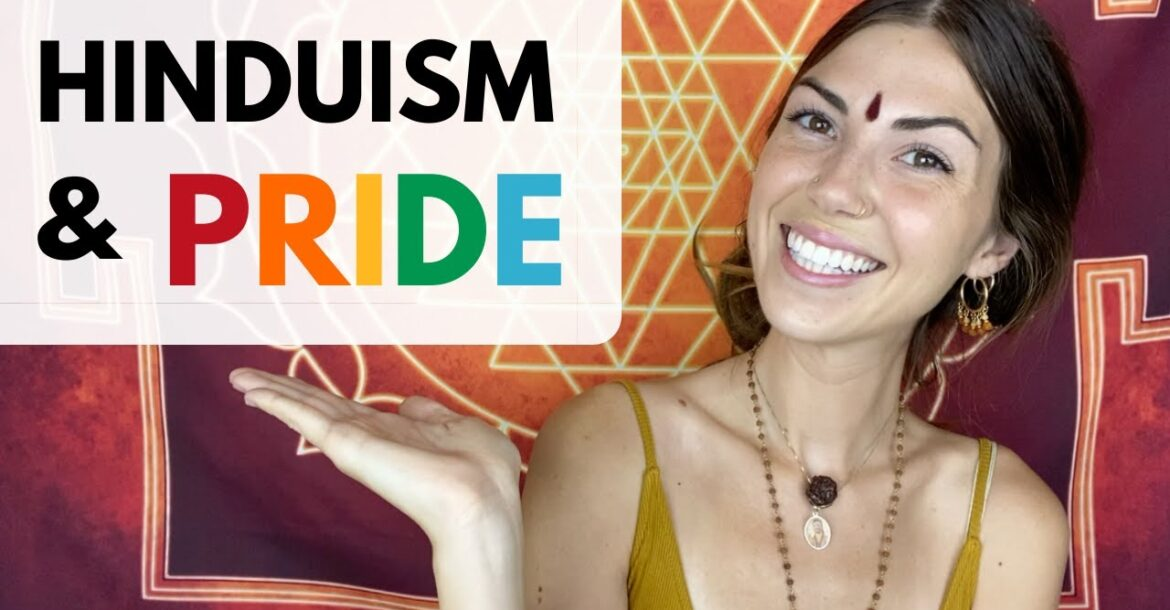 Hinduism's History of LGBTQ Gender & Sexuality Acceptance 🏳️🌈