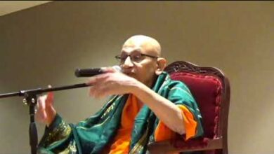 How to instill Hinduism in our Kids in West  - Swami Viditatmananda.