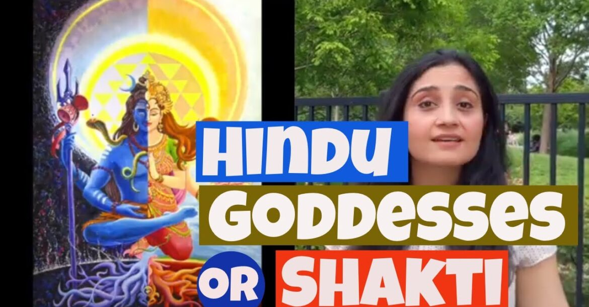 Intro to Hindu Goddesses or SHAKTI | Hinduism for Kids | Adi Shakti | Tridevi | Hindu Goddesses