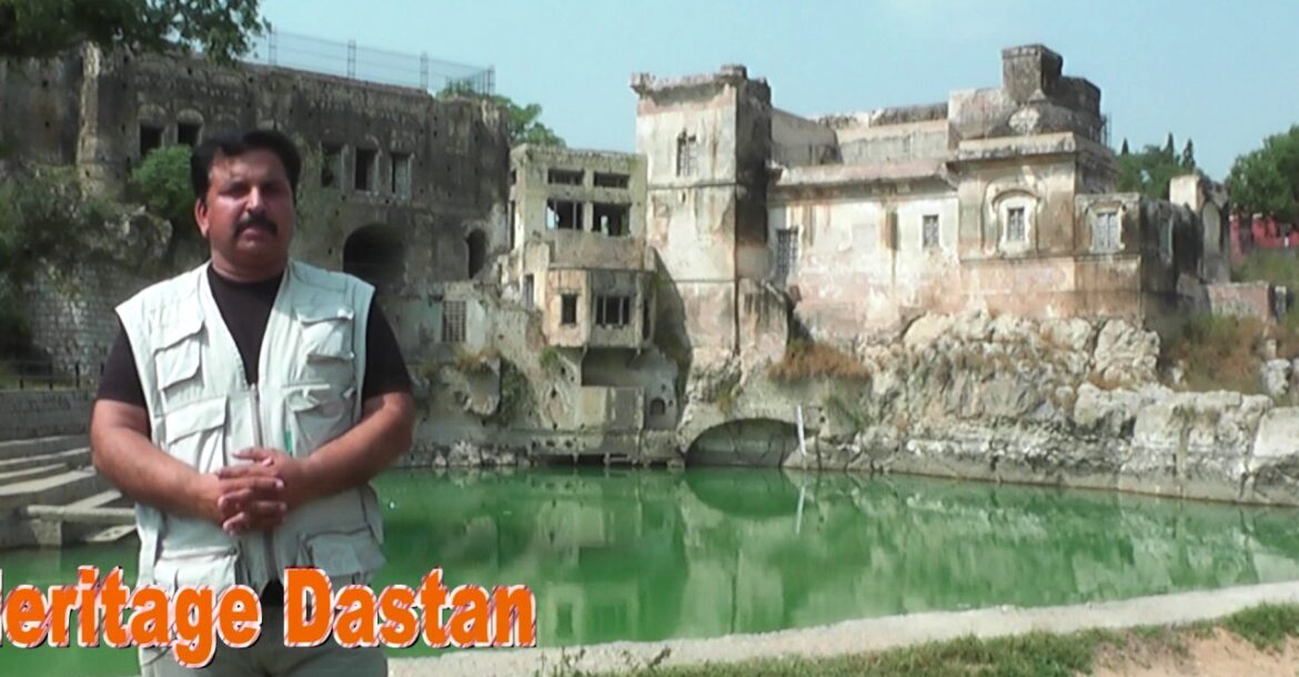 Katas Raj Temples Most Important Place of Hinduism in Kalar Kahar Punjab